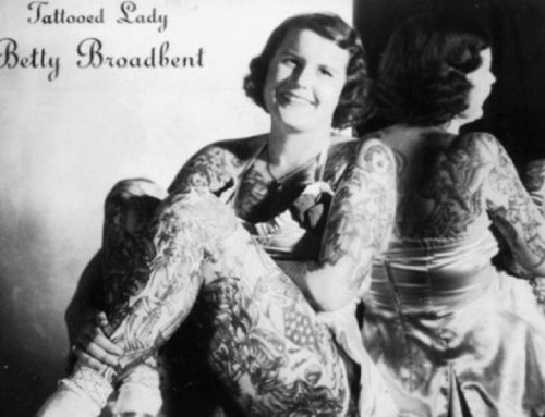 A Brief History of Tattooing