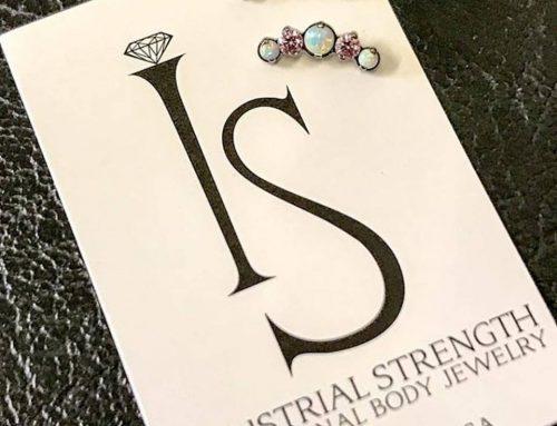 Stockists of Industrial Strength Jewellery